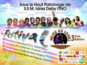 Affiche Neige au Sahel copie
