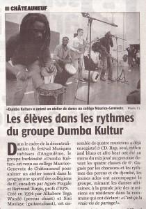article chalais 4